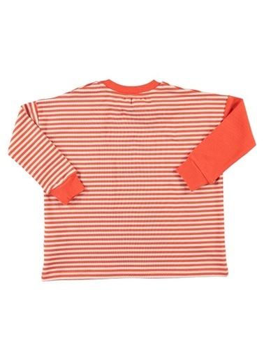 Wakamono Sweatshirt Oranj